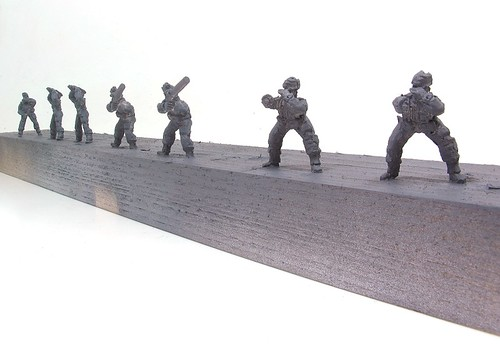 Figure line-up