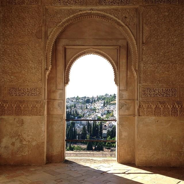 阿尔罕布拉宫