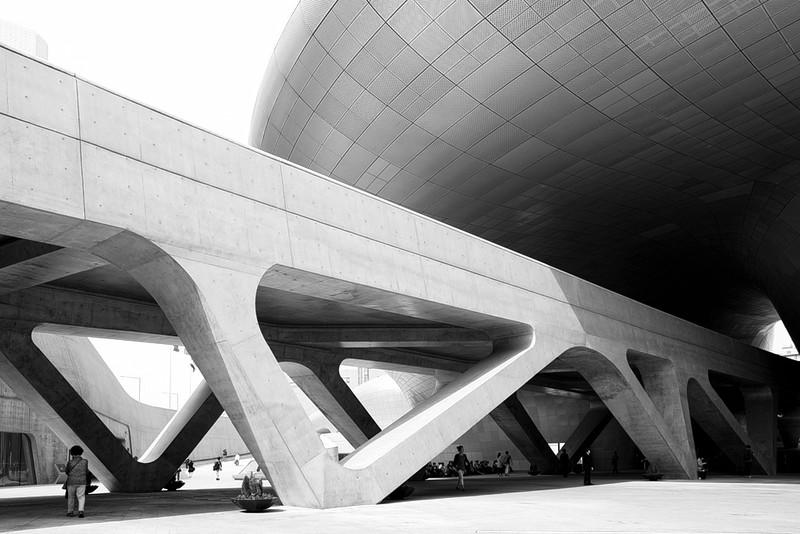 Dongdaemun Design Plaza 1