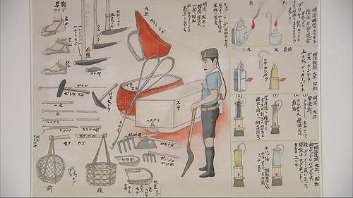 『坑道の記憶~炭坑絵師・山本作兵衛~』