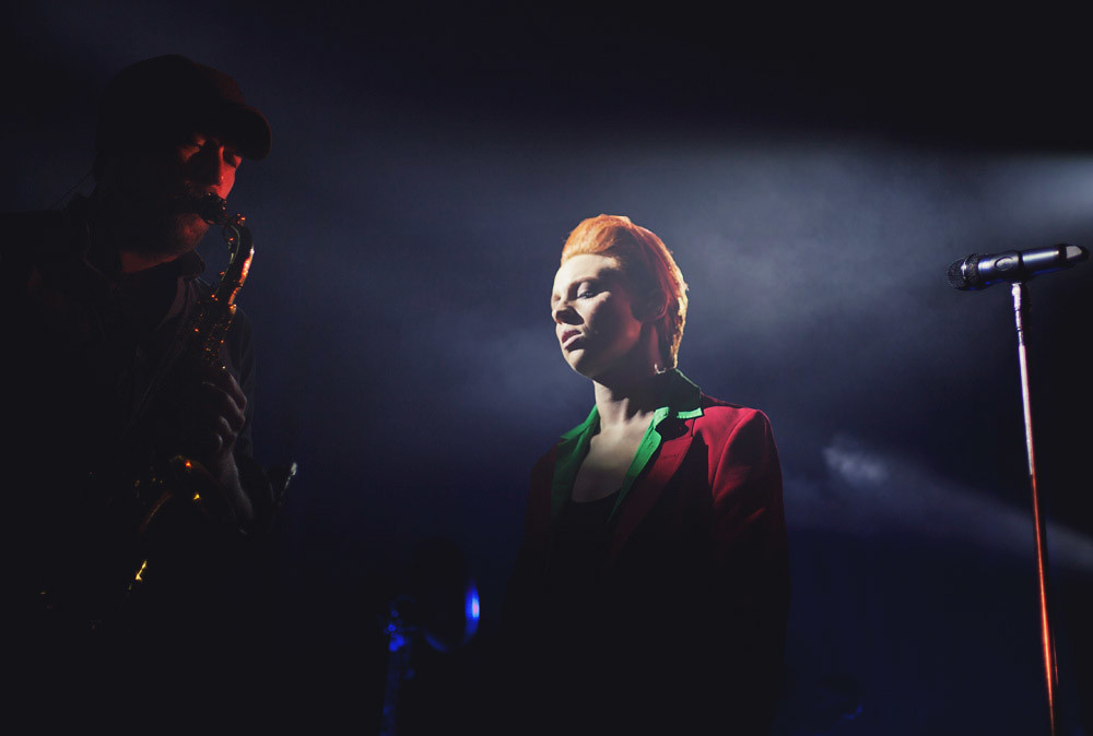 LA Roux @ Conway Hall, London 01/07/14