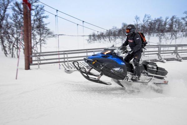 Снегоходы BRP: Ski-Doo и Lynx