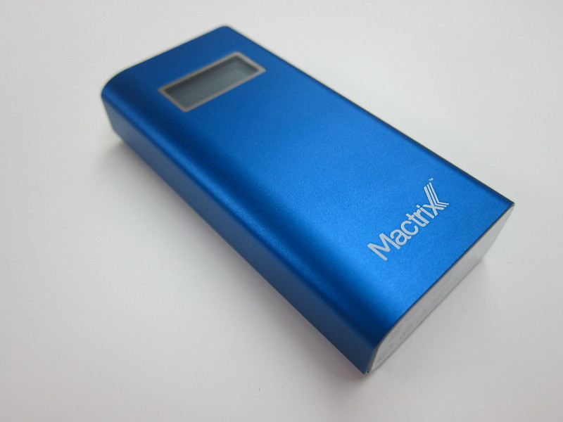 Mactrix Dual 5200 Portable Battery