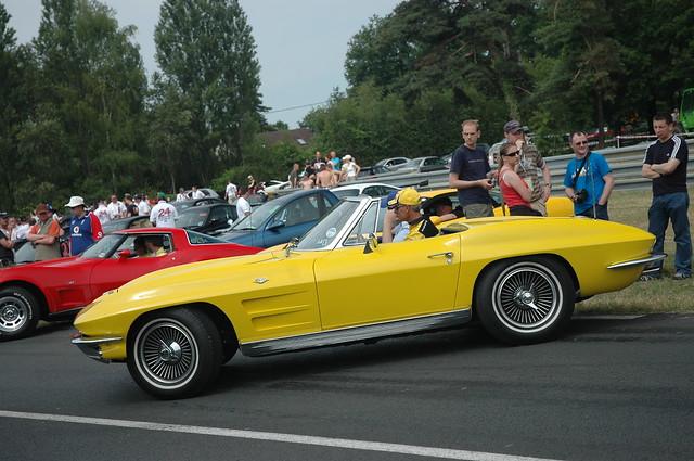 Chevrolet Corvette C2 Cabrio