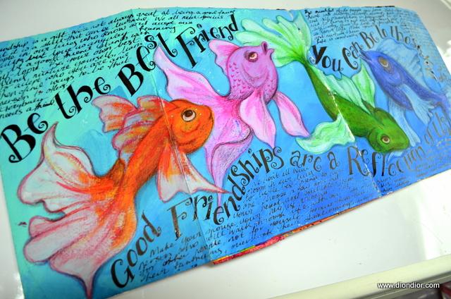 Friendship Fish