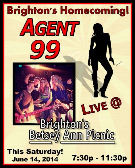 Agent 99 6-14-14