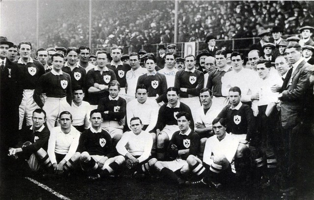 1912 Rugby Irish Team