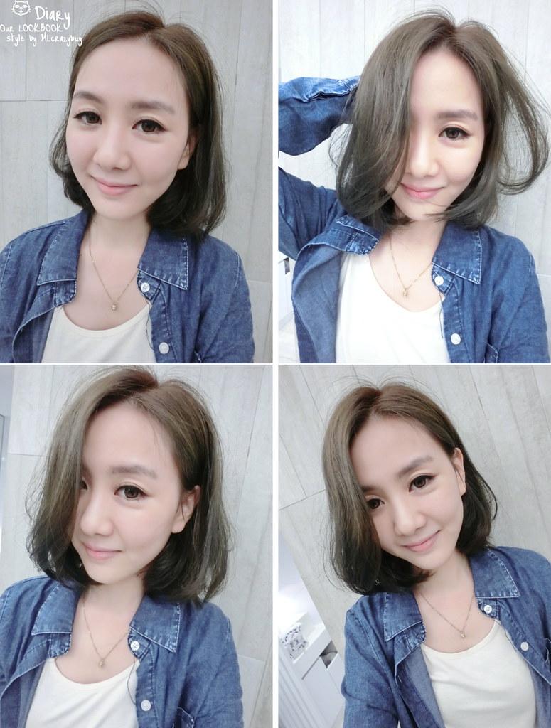 [變髮] 喀喳一下來到夏天♥ 我超喜歡的空氣捲短髮