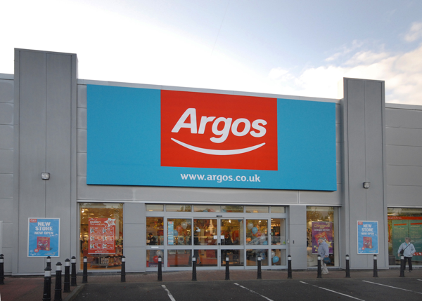 It is seeking to gain control over more than 800 shops including the Argos chain