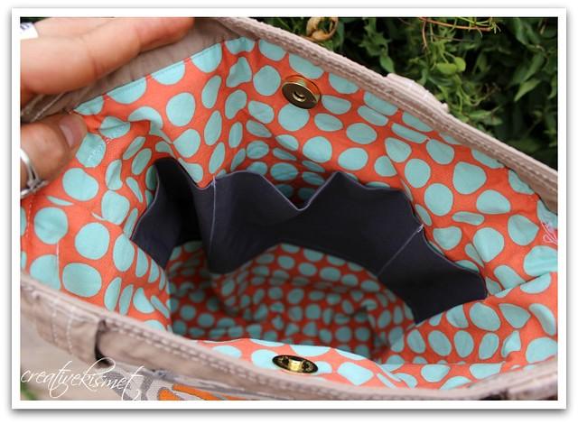 cargo pocket purse