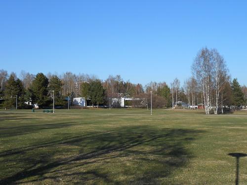 Nurminäkymä, Pohjois-Tapiola Espoo 21.4.2014
