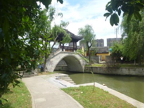 Zhejiang-Shaoxing-ville-canaux-gare (5)