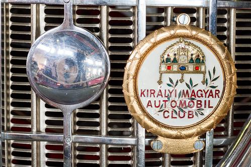 Királyi Magyar Automobil Club logo