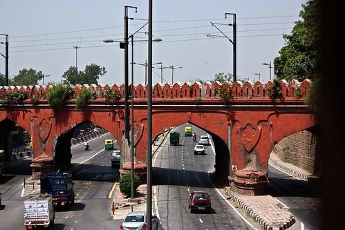 modernization of a bridge