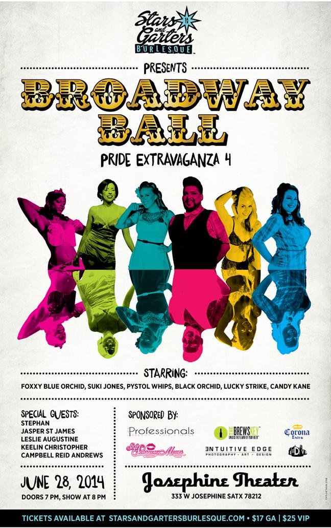 Broadway Ball