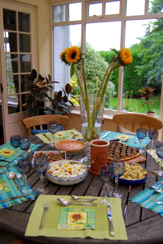 Provence Dinner Party 1