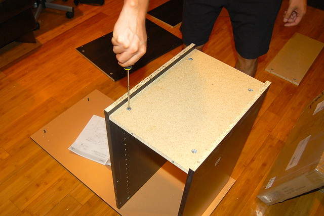 Sauder sewing/craft cart