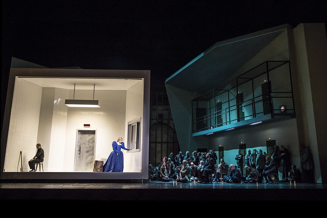 The Royal Opera's Maria Stuarda © Bill Cooper / ROH 2014