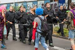 Schul und Unistreik...in Solidarity for the Refugees...
