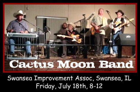 Cactus Moon Band 7-18-14