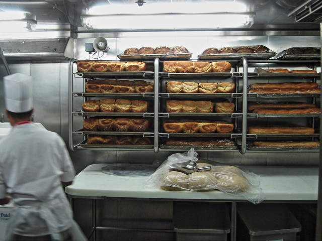 Galley tour - bread 20140619