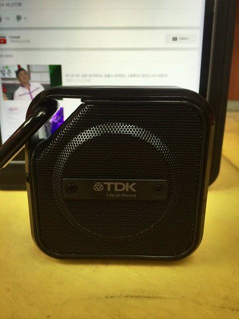 TDK A12 포터블 블루투스 스피커