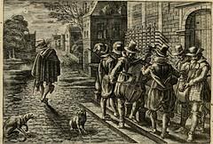 """Image from page 221 of """"Iohannis de Brunes I.C. Emblemata, of, Zinne-werck : voorghestelt in beelden, ghedichten en breeder uijt-legginghen, tot uijt-druckinghe en verbeteringhe van verscheijden feijlen onser eeuwe"""" (1624)"""