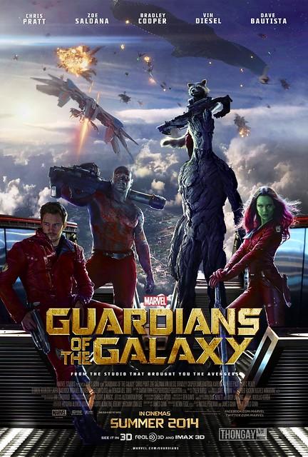 Phim Vệ Binh Dải Ngân Hà - Guardians Of The Galaxy
