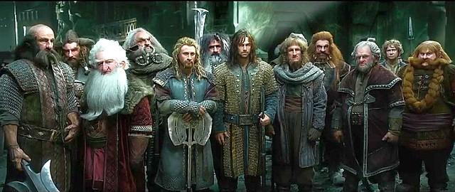 El Hobbit: la Compañía de Enanos