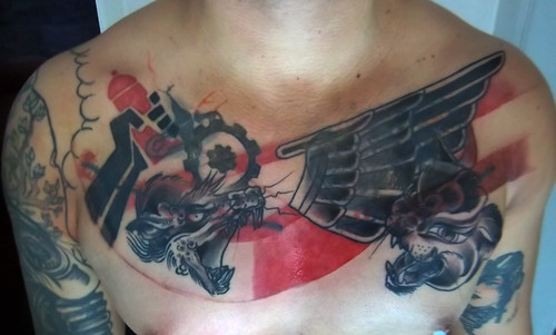 cover up en proceso paso 2