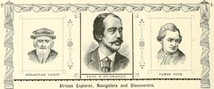 """Image from page 89 of """"Hill's album of biography and art : containing portraits and pen-sketches of many persons who have been and are prominent as religionists, military heroes, inventors, financiers, scientists, explorers, writers, physicians, actors, l"""