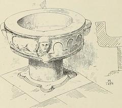 """Image from page 304 of """"Die Kunstdenkmaler der Stadte und Kreise Gladbach und Krefeld"""" (1896)"""
