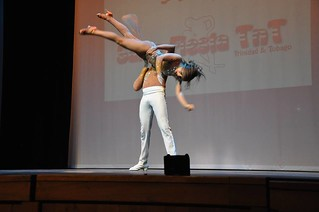 David and Paulina - 2014 Salsa Fiesta TnT