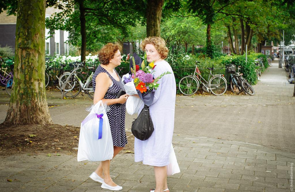Amsterdam, Flowers