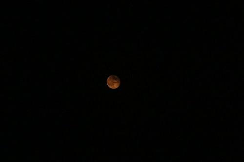 13 giugno 2014: luna rossa