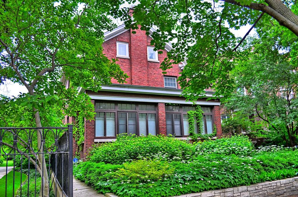 Arthur H. Compton House