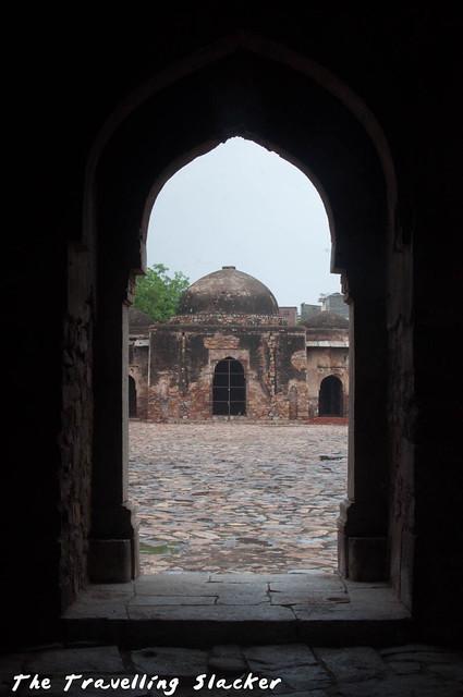 Begumpur Masjid (2)