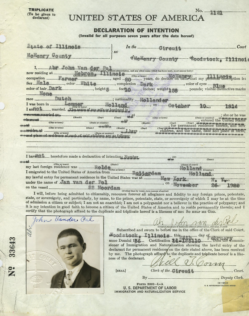Home Naturalization Of A Citizen Libguides At Northern Illinois