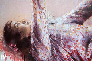 Studio Visit with Australian Street Artist Fintan Magee in Hackney Wick, London