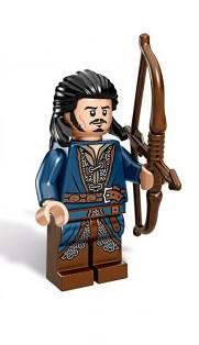 LEGO The Hobbit Bard the Bowman