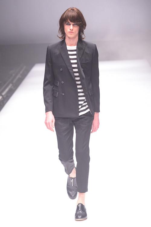 Yulian Antukh(Antuh)3043_FW14 Tokyo Patchy Cake Eater(Fashion Press)