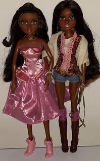 Moxie Teenz Doll - Bijou Comparison