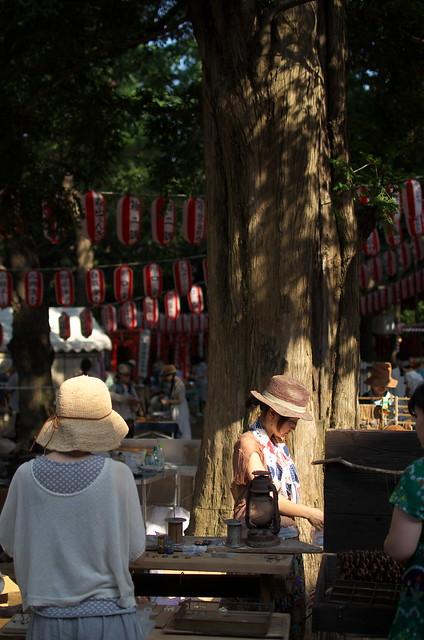 雑司ヶ谷フォトウォーク2014夏 2014年7月26日
