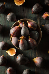 Raw Purple Organic Figs