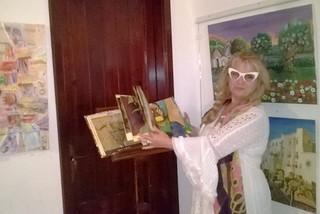 Noicattaro. Rosa Didonna mostra GlobalArt front