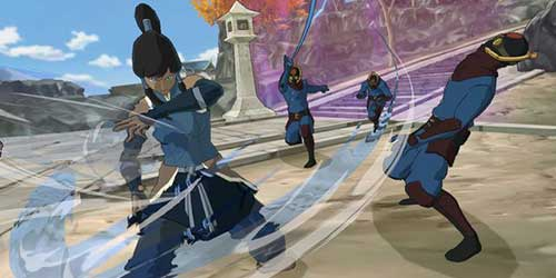 The Legend of Korra gets 15 minutes gameplay