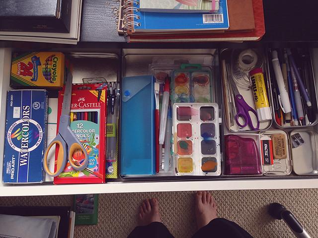 art-supply-drawer