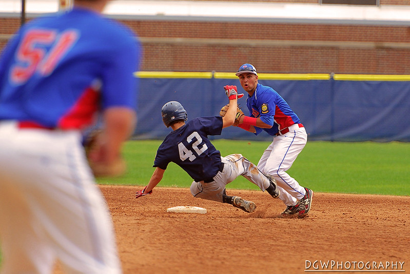 Milford vs. Tolland - Junior Legion State Championship