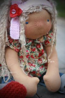 Zoey - An 18 Inch Finn and Fern