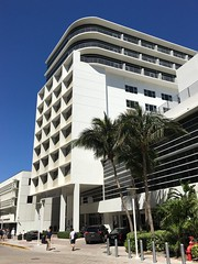 Former Di Lido Hotel Now Ritz Carlton 1953